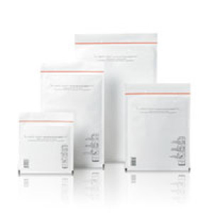 Arofol LP-Tasche 170x225 mm Typ 3 weiß
