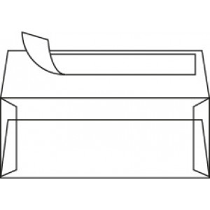 GC Transparent 100g 90x235 GC50 blanc